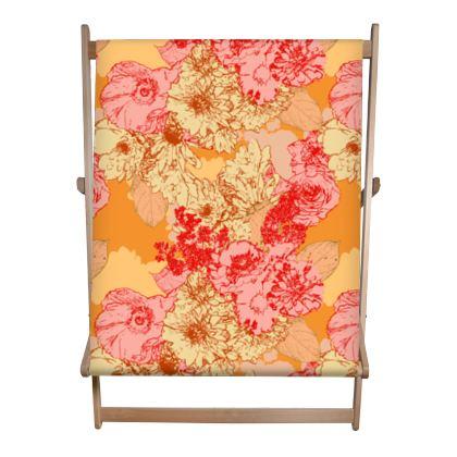 Double Sling Chair - Zephyr (Orange)