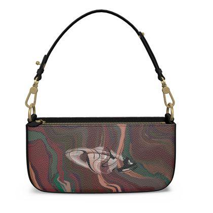 Medium Zip Box Bag