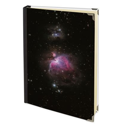 Address Book - Emmeline Anne Sky Stationary - Mysterious Space