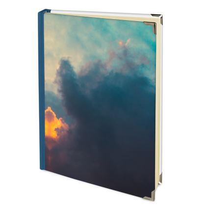 Address Book - Emmeline Anne Sky Stationary - After The Storm