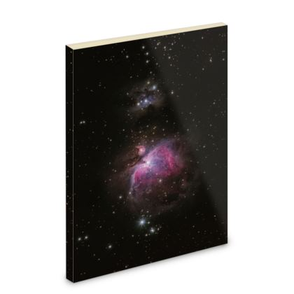 Pocket Note Book - Emmeline Anne Sky Stationary - Mysterious Space