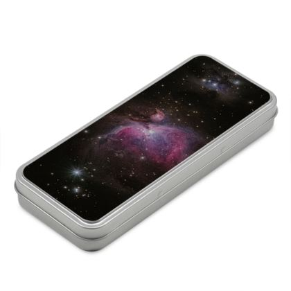 Pencil Case Box - Emmeline Anne Sky Stationary - Mysterious Space