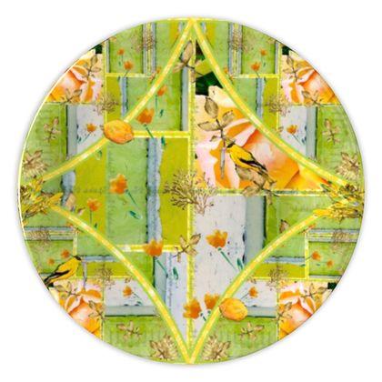 Lemontree DESIGNER Teller ninibing34 Porzellan