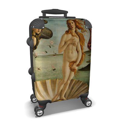 Suitcase: The Birth of Venus By Sandro Botticelli