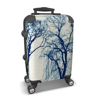 The Blue Trees Suitcase