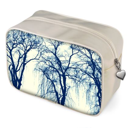 The Blue Trees Wash Bag