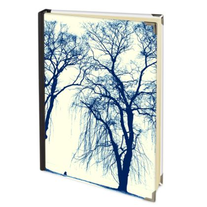 The Blue Trees 2018 Deluxe Diary