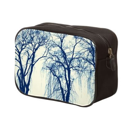 The Blue Trees Mens Washbag
