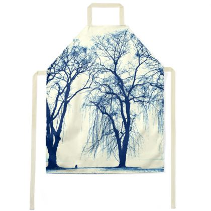The Blue Trees Apron