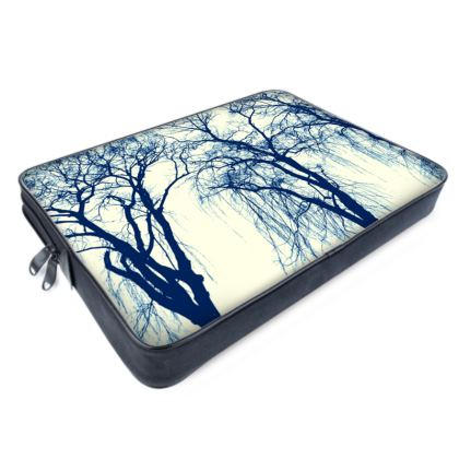 The Blue Trees Laptop Bag