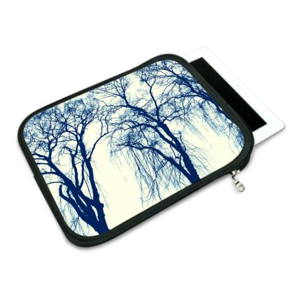 Blue Trees iPad Slip Case