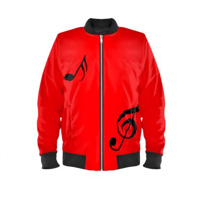Trevieno Music TM Bomber Jacket