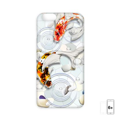 IPhone Case - 'Clear Water Koi' Theme