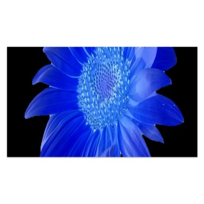 BB beautiful Blue Chiffon Sarong