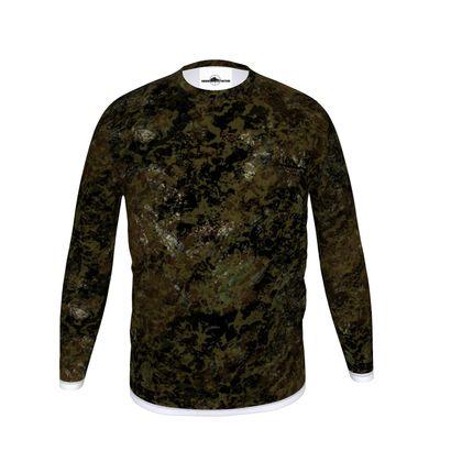 SUBSTRATE Surface Long Sleeve Shirt