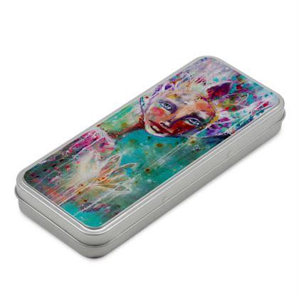 Pencil Case Box Namaste