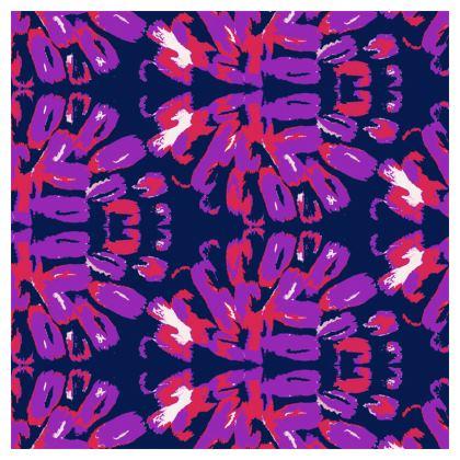 Coral Bloom Cushion