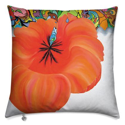 Fragile oecoumene cushion