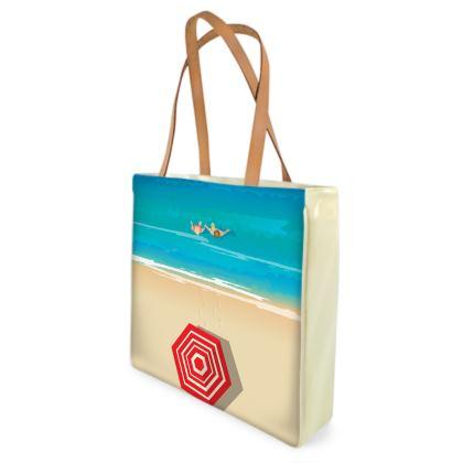 Beach Time! Beach Bag