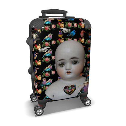 My Creepy Valentine Suitcase