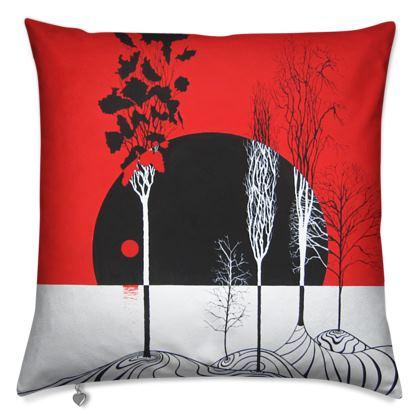 Terra Incognita cushion