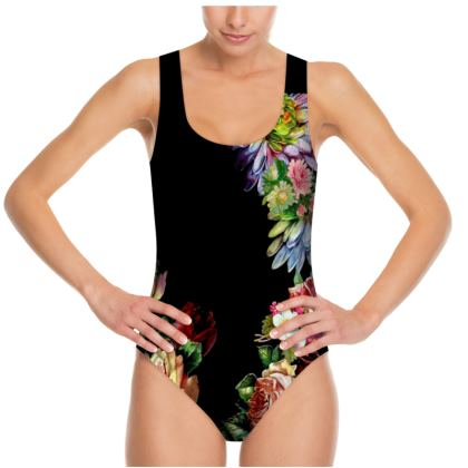Victorian Posy Swimsuit