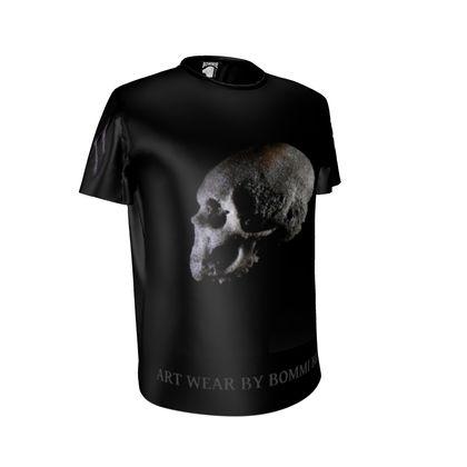 ON OFFER! BB ArtWear Skull  Mens T-Shirt