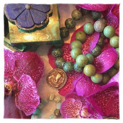 Scarf Wrap or Shawl - Treasure