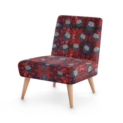 Pug Fine Art Print Special Edition Chair by Somerset (UK) Artist Amanda Boorman