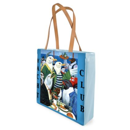 Lunch at the Yacht Club - Chip Ahoy! Shopper Bags