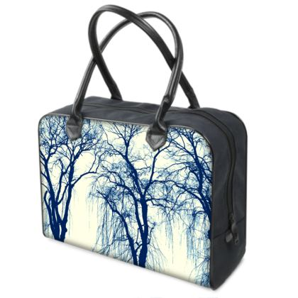 Blue Trees Holdall