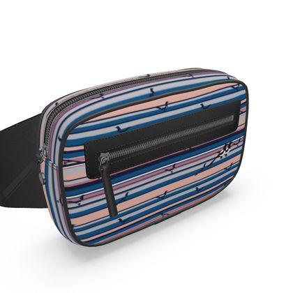 Chest Belt Bag in Pablo