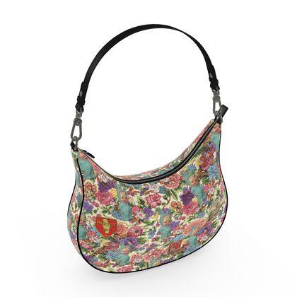 Lapinou de Mon Coeur Curve Hobo Bag