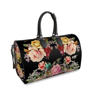 Nuit des Roses 2021 Luxury Leather Duffle Bag