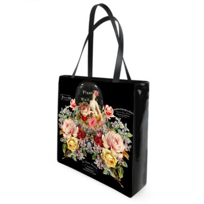 Nuit des Roses Revisited Shopper Bag