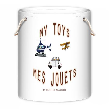 """Toy Bag """"Mes Jouets"""""""