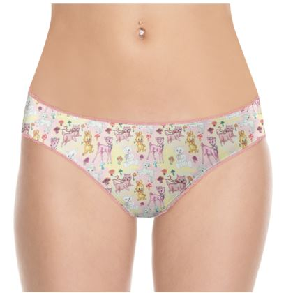 Dreamers Delight Knickers
