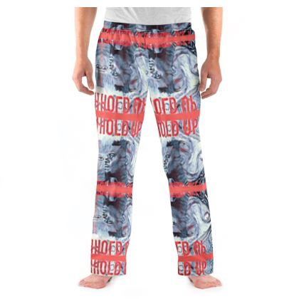 Mens Trevieno Music Hold UP Chill pants