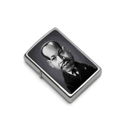 Martin Luther King Celebrity Caricature Lighter