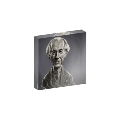 Martin Luther King Celebrity Caricature Acrylic Photo Blocks