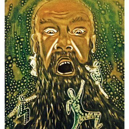 Dexter Amygdala Shoulder Bag