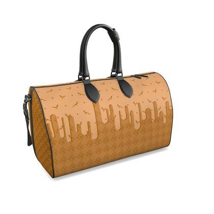 Duffle Bag in Polka Dotted Joy