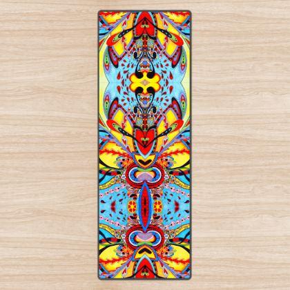 Perfection & Peace Yoga Mat