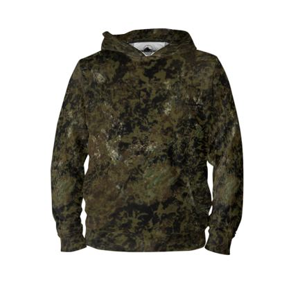 HST SUBSTRATE Surface Hoodie