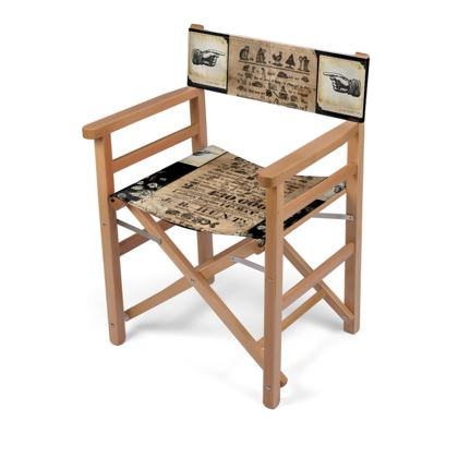 Pictogram Directors Chair