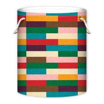 Kilim Laundry Bag