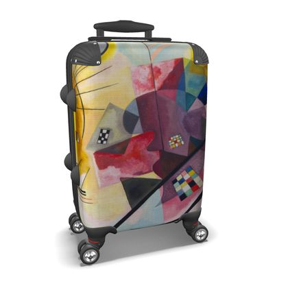 Suitcase: Yellow-Red-Blue By Wassily Kandinsky