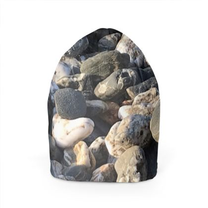 Beach pebble beanie