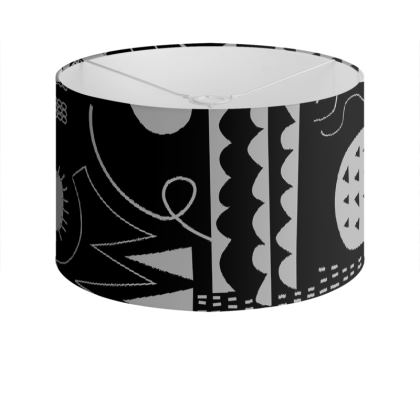 Haul Drum Lamp Shade by Caroline Rees