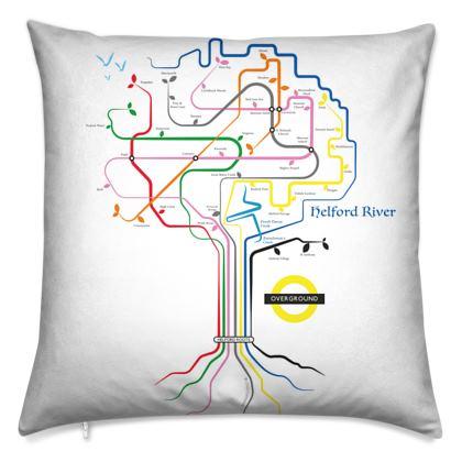 Mawnan Roots Cushion